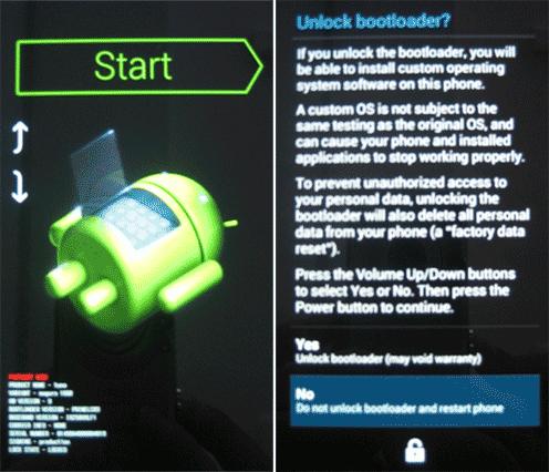 Qué se puede hacer con el Fastboot de Android